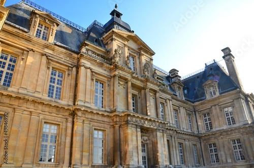 Château de Maisons Laffite, vue rapprochée