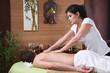 Rücken-Massage - Thai-Massage