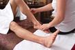 Fußmassage - TTM - Traditionelle Thaimassage