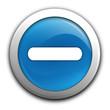 négatif sur bouton bleu