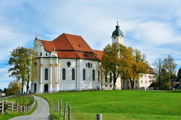 Bayrische Wieskirche