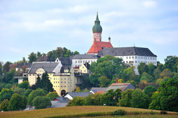 Ammersee Kloster Andechs