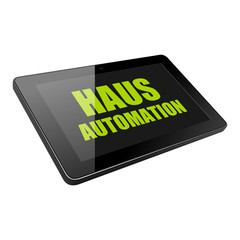 tablet haus automation I