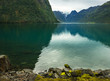 Olden Lake in Norway