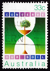 Postage stamp Australia 1985 Environmental Conservation