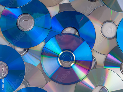 CD DVD DB Bluray disc