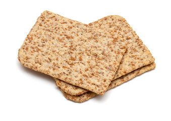 healthy wheat crackers