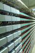 servers in a technology data center