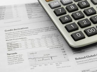 Calculator on the stock market