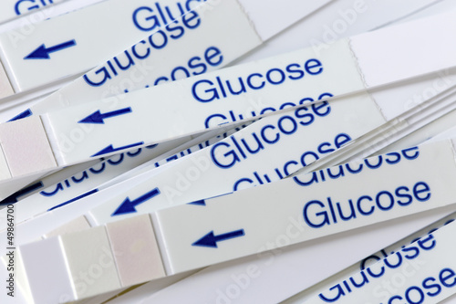 Indicator Strips For Blood Glucose Testing