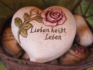 Lieben heißt Leben