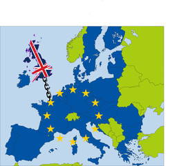 UK drifting from EU