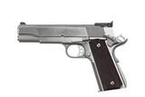 45 Caliber Handgun