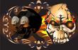 skull danger