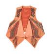 Tribal ornaments tribal vest