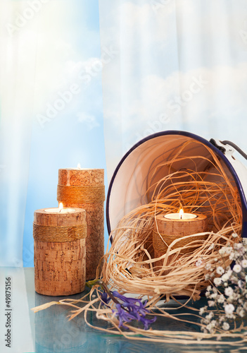 candle still