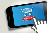 online shopping, e-commerce, kaufsucht, smartphone