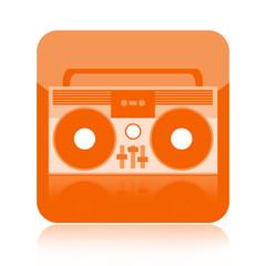 Boombox icon