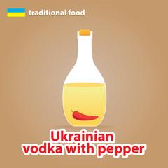 Ukrainian-vodka