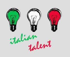 italian talent
