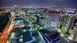 Fukuoka, Japan Time Lapse