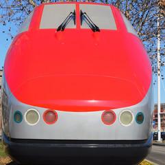 Locomotrice ad alta velocità