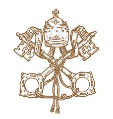 vatican symbol
