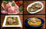 Ossobuco collage