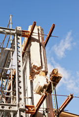 Estabilizador de fachada, para rehabilitacion de edificios