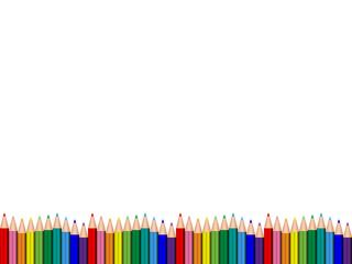 鉛筆 - 下(白)