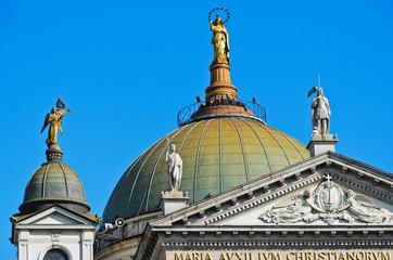 Santuario di Maria Ausiliatrice - Torino A.D. 1865
