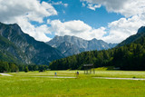 Cycling in Planica Valley - 49889700