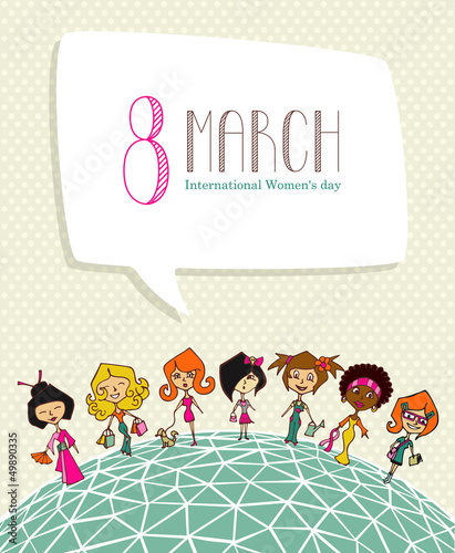 Diversity 8 march Women Day