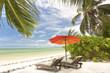 plage paradisiaque de Praslin aux Seychelles
