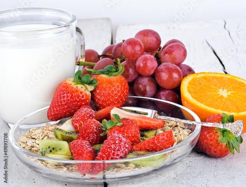 Guten Morgen: Frühstückszeit