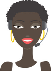 Africanamerican phone support