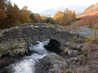 Ashness Bridge in the Lake District