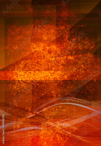 textured orange background