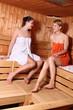 entspannen in der Sauna 2