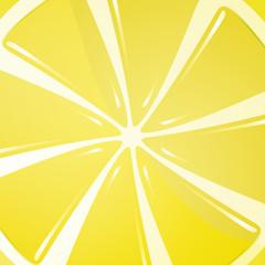 Texture citron