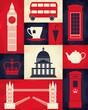 Retro London Poster - 49899982
