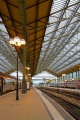 railway station, Tours