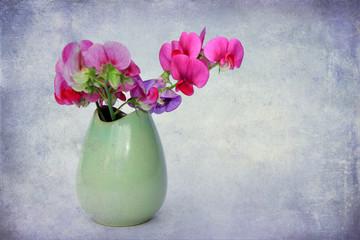 Blumenvase Still life