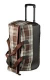 a nice leather suitcase.