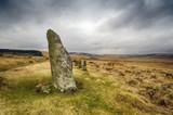 Standing Stones at Scorhill on Dartmoor