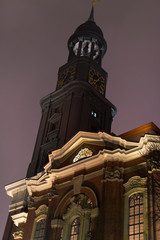 St. Michaelis, Hamburg, Germany