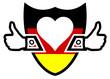Logo Liebe Herz Deutschland