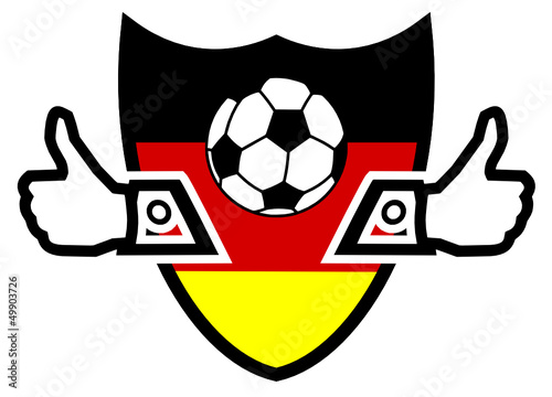 I like German soccer