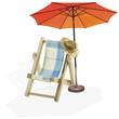 concept vacances détente en Martinique