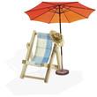 concept vacances détente aux Caraïbes